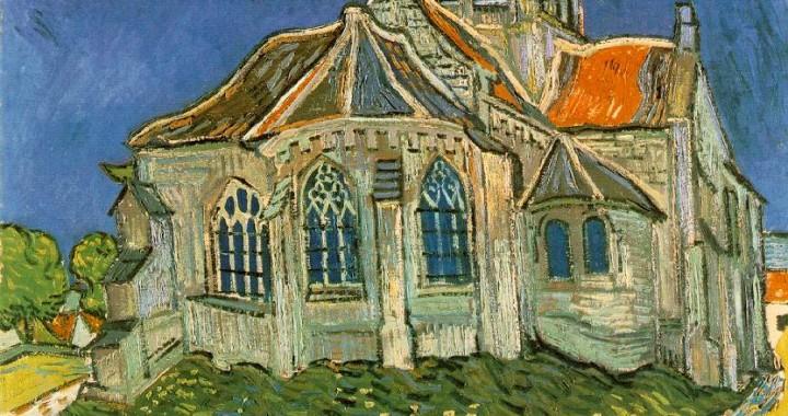 L'église_d'Auvers-sur-Oise